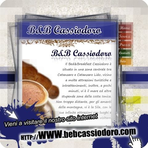 Bed & Breakfast Cassiodoro CATANZARO